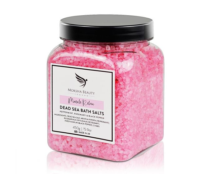 Muscle Relax - Dead Sea Bath Salt