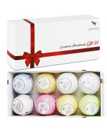 Bath Bombs Gift Set - 8 x 60g