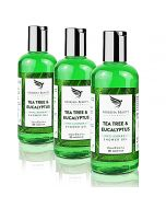 Tea Tree Oil Body Wash for Acne