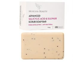 Sulphur Soap Bar with Salicylic Acid - 100g