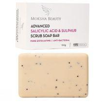 Sulphur Soap Bar with Salicylic Acid - 100g
