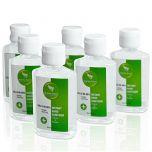 Antibacterial Hand Sanitizer Gel [6-Pack]
