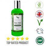 Tea Tree Anti Dandruff Shampoo