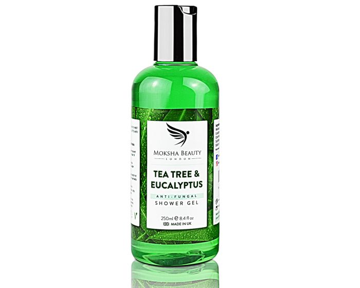 Tea Tree Oil Anti Fungal Shower Gel